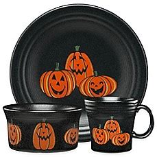 Halloween Dinnerware  Halloween Entertaining  Bed Bath