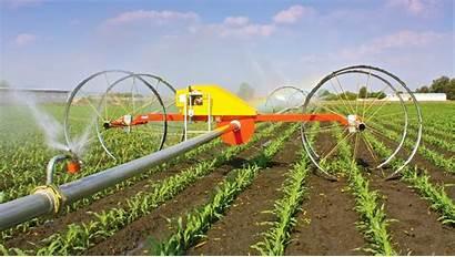 Roll Side Sprinkler System Irrigation Poweroll Agriculture