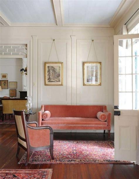 velvet trend  interior design   messagenote