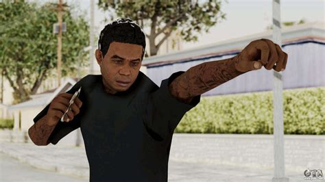 Gta 5 Lamar For Gta San Andreas
