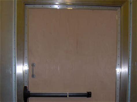 guardian mri door shielded doors rf attenuation nelco