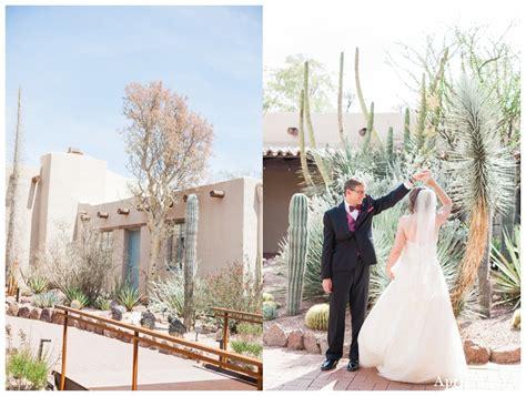 desert botanical garden wedding jason aimee