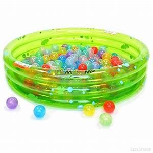 Piscine Plastique Dur : 50 balles en plastique 6 cm multicolores pour tente et piscine juets enfants et b b s version ~ Preciouscoupons.com Idées de Décoration