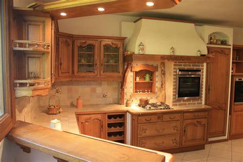 modele de cuisine rustique ophrey com modele cuisine rustique prélèvement d