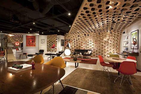 xtra herman miller shop singapore store  architect
