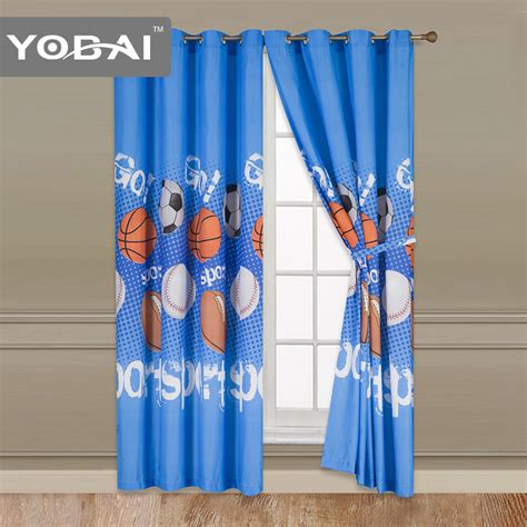 custom printed window curtains made in china buy