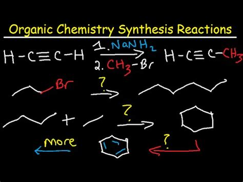 Organic Chemistry Retrosynthesis Practice Problems by Organic Chemistry Synthesis Reactions Exles And