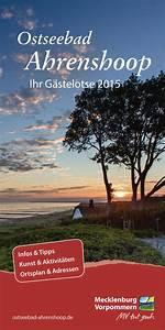 Prospekte Online Ansehen : ortsplan ostseebad ahrenshoop ~ Orissabook.com Haus und Dekorationen