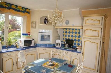 cuisine provencale decoration interieur var ar meubles