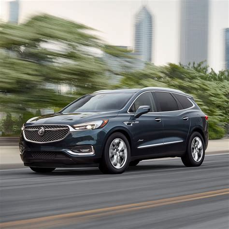 Buick Us by 2019 Buick Enclave Avenir Mid Size Luxury Suv Buick Canada