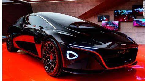 Aston Martin to create all-electric car brand