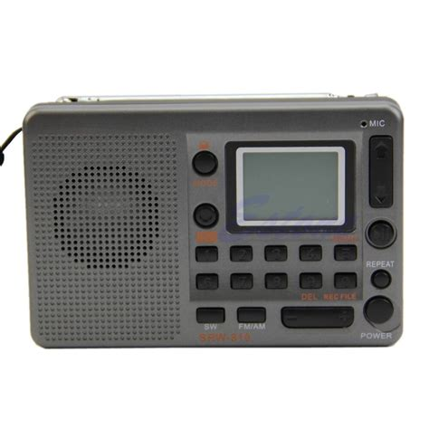 radio digital receiver new portable digital tuning lcd receiver tf mp3 player fm