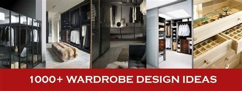 Lighting Design for Wardrobes Interior Design. Travel