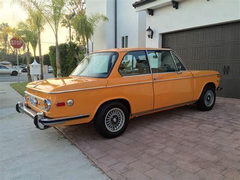 colorado orange bmw  tii  classic bmw