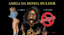 Seu Jorge - Amiga Da Minha Mulher - 1080p FULL HD - YouTube