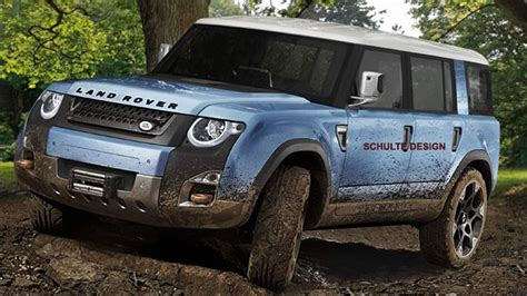2018 Land Rover Defender May Lose Its Cruelty Structure