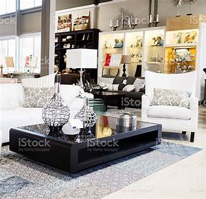 Home, Decor, Store, Displaying, Elegant, Furniture, And