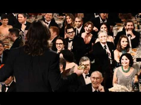 Christian Bale Wins Best Supporting Actor Motion Picture