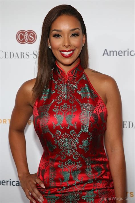 Gloria Govan Red Lips | Super WAGS - Hottest Wives and ...