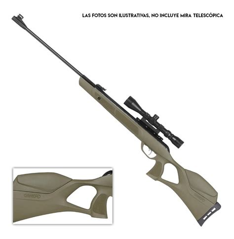 rifle aire comprimido gamo  magnum  jungle  igt