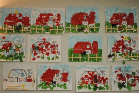 easy barnyard farm preschool craft crafts 664 | fa96824cabff24357d60577d0db3e3f7