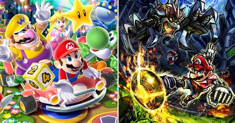 5 Best Mario Games On The Nintendo Wii (& 5 Worst)   Game Rant