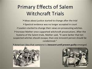 Salem Witchcraft Trials 1692