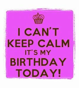 Its My Birthday Quotes Funny. QuotesGram