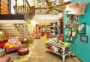 Home decor a peek into chumbak sevenedges for Cool furniture and home decor stores