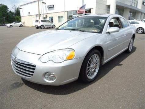 2003 Chrysler Sebring Lxi Coupe by 2003 Chrysler Sebring Lxi Coupe Data Info And Specs