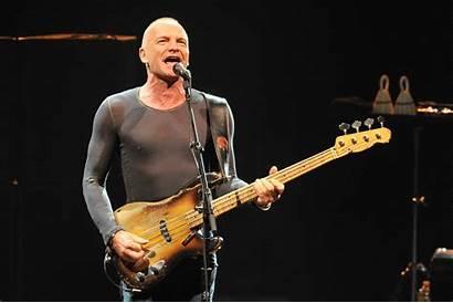 Sting Bass Tour Opening Night Wallpapers British