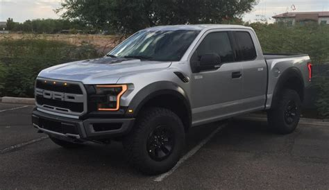 New 2018 Ford Raptor Color Options
