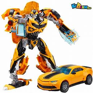 Transformers Toys Human Alliance Bumblebee Action Figure ...