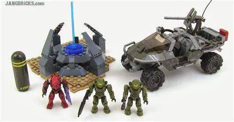 halo warthog mega bloks mega bloks halo 97011 warthog resistance set review