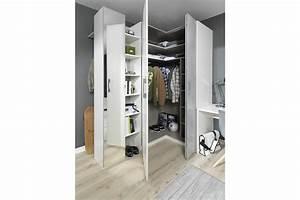 Eck Kleiderschrank Systeme : eck kleiderschrank concrete von wellem bel m bel letz ihr online shop ~ Markanthonyermac.com Haus und Dekorationen