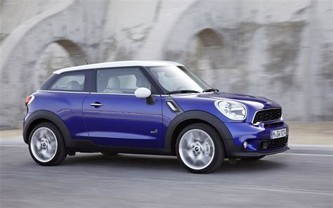 Mini Paceman 2018 Widescreen Exotic Car Wallpaper 03 Of