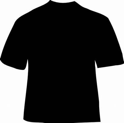 Shirt Clip Svg Vector Clipart Clker Royalty