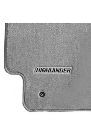 NEW! 2005-2007 Toyota Highlander Hybrid Carpeted Floor