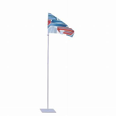 Flagpole Portable Landscape Arm Flag Poles Flags