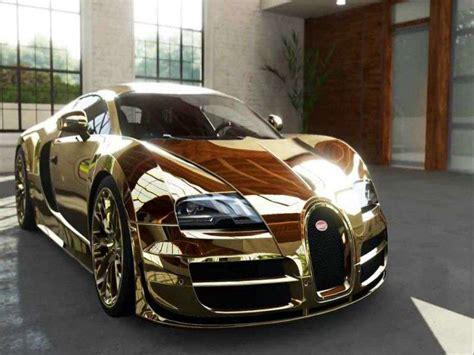 Bugatti 2016 Gold