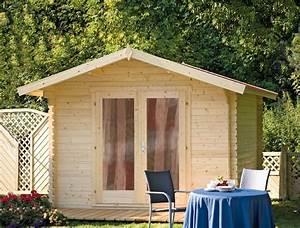 Haus Bausatz Holz : gartenhaus 300x300cm bausatz holzhaus holz gartenhaus ~ Whattoseeinmadrid.com Haus und Dekorationen