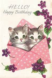 Image result for kitty birthday greetings
