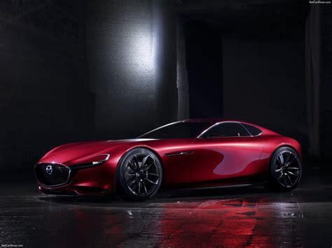 Mazda Rx-vision Concept (2015)