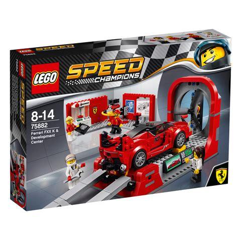 Free shipping for many products! Ferrari FXX K i razvojni centar - LEGO Store Sarajevo