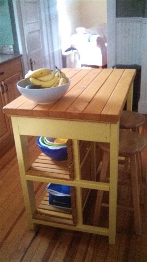 Best 25  Diy kitchen island ideas on Pinterest   Build