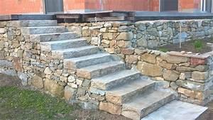 Gartengestaltung Böschung Gestalten : natursteinmauern der gartenpirat gartengestaltung freissl ~ Markanthonyermac.com Haus und Dekorationen