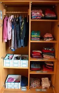 Ordnung Im Kleiderschrank : so bekommst du ordnung in den kleiderschrank deiner kinder familie ordentlich ~ Frokenaadalensverden.com Haus und Dekorationen
