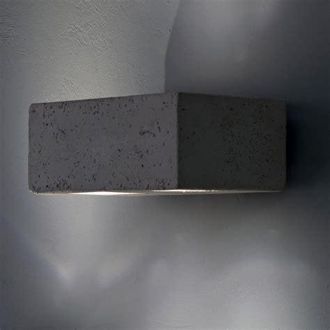 applique esterno led toscot smith applique a led da esterno in terracotta