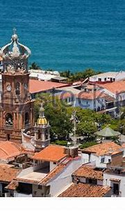 Cathedral of Our Lady of Guadalupe, Puerto Vallarta ...