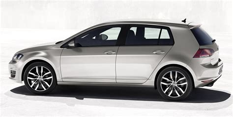 2013 Volkswagen Golf Mk7 – first images and details! Paul ...